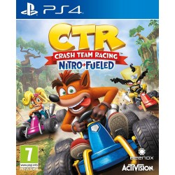 Preordine 21 giugno 2019 - CRASH TEAM RACING NITRO FUELED PS4 Playstation 4