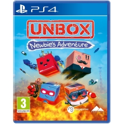 UNBOX NEWBIE'S ADVENTURE per Sony Playstation 4 PS4
