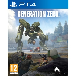 Preordine 26 marzo 2019 - GENERATION ZERO per Playstation 4 PS4