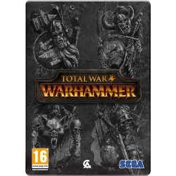 TOTAL WAR WARHAMMER LIMITED EDITION nuovo per PC