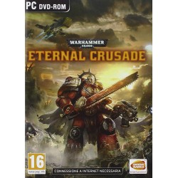 WARHAMMER 40.000 ETERNAL CRUSADE nuovo per PC