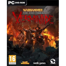 WARHAMMER THE END TIMES VERMINTIDE nuovo per PC