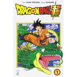 Manga - DRAGON BALL SUPER - 1 - Star Comics