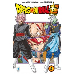 Manga - DRAGON BALL SUPER - 3 - Star Comics