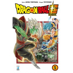Manga - DRAGON BALL SUPER - 5 - Star Comics