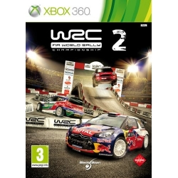 WRC 2 Fia World Rally Championship 2 Xbox 360 XBOX360 italiano