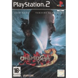ONIMUSHA 3 per Playstation 2 PS2 usato garantito italiano