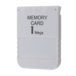 MEMORY CARD compatibile Playstation 1 1MB PS1 memoria 1 MB PSX 15 blocks