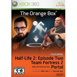 THE ORANGE BOX - Half Life 2 per Xbox 360 XBOX360 italiano