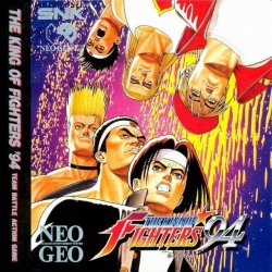 THE KING OF FIGHTERS '94 per NEO GEO - SNK NGCD-055E