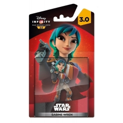 SABINE WREN - Disney Infinity 3.0 Star Wars PERSONAGGIO