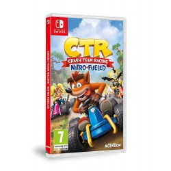Preordine 21 giugno 2019 - CRASH TEAM RACING NITRO FUELED Nintendo Switch