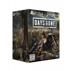 Preordine 26 aprile 2019 - DAYS GONE COLLECTOR'S EDITION Playstation 4 PS4 italiano