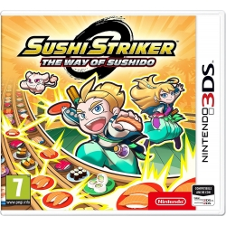Preordine 8 giugno 2018 - SUSHI STRIKER THE WAY OF SUSHIDO Nintendo 3DS 2DS