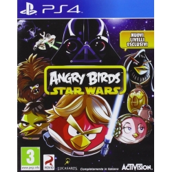 ANGRY BIRDS STAR WARS per Playstation 4 PS4