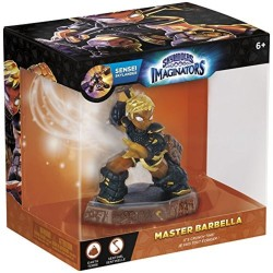 personaggio SKYLANDERS IMAGINATORS - Sensei MASTER BARBELLA (Earth Sentinel)