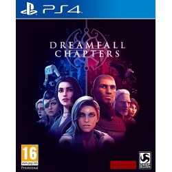 Preordine 5 maggio 2017 DREAMFALL CHAPTERS nuovo Playstation 4 PS4 italiano