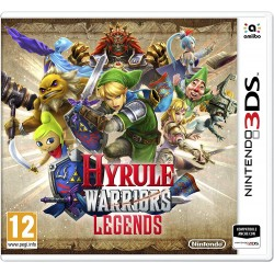 HYRULE WARRIORS LEGENDS per Nintendo 3DS 3DSXL 2DS Usato Garantito italiano
