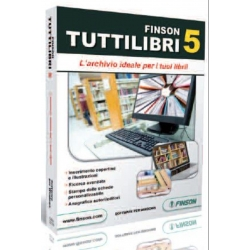 FINSON TUTTIDISCHI 5 - Software per Windows Originale