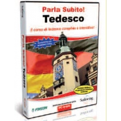 FINSON PARLA SUBITO TEDESCO - Software per Windows Originale
