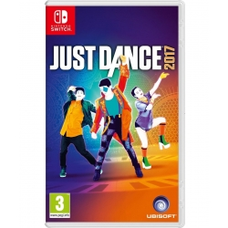 JUST DANCE 2017 nuovo per Nintendo Switch