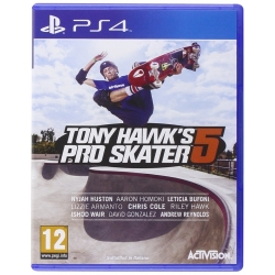 TONY HAWK'S PRO SKATER 5 per Sony Playstation 4 PS4 nuovo italiano