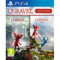 UNRAVEL YARNY BUNDLE per Playstation 4 PS4 nuovo italiano