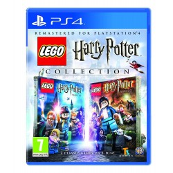 LEGO HARRY POTTER COLLECTION per Playstation 4 PS4 italiano
