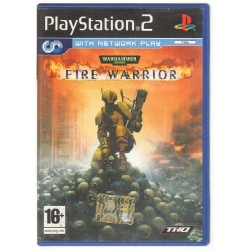 WARHAMMER 40.000 FIRE WARRIOR per Playstation 2 PS2 usato garantito italiano