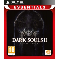 DARK SOULS 2 II SCHOLAR OF THE FIRST SIN Playstation 3 PS3 nuovo italiano