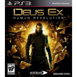 DEUS EX HUMAN REVOLUTION Playstation 3 PS3 Usato Garantito italiano