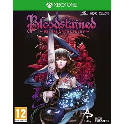 Preordine 28 giugno 2019 - BLODSTAINED RITUAL OF THE NIGHT PS4 Playstation 4