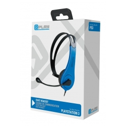 Auricolare Bluetooth EX-01 Gioteck per Playstation 3 PS3
