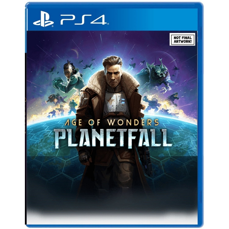 Details about Pre-order 6 August 2019 - Age of Wonders Planetfall  PLAYSTATION 4 Ps4