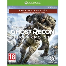 Preordine 4 ottobre 2019 - GHOST RECON BREAKPOINT Xbox One