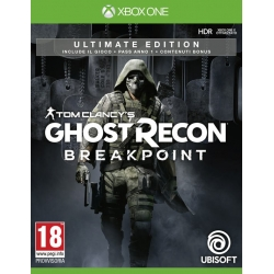 Preordine 1 ottobre 2019 - GHOST RECON BREAKPOINT GOLD EDITION Xbox One