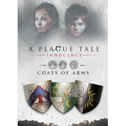 Contenuto aggiuntivo DLC COATS OF ARMS A PLAGUE TALE INNOCENCE Playstation 4 PS4