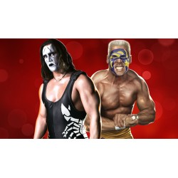 Contenuto aggiuntivo DLC STING PACK per WWE 2K16 PS3 Playstation 3 Pacchetto