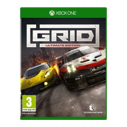 Preordine 13 settembre 2019 - GRID ULTIMATE EDITION per Playstation 4 PS4
