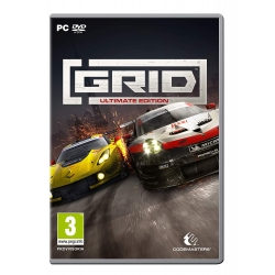 Preordine 10 settembre 2019 - GRID ULTIMATE EDITION per Playstation 4 PS4