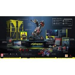 Preordine 16 aprile 2020 - CYBERPUNK 2077 COLLECTOR'S EDITION Playstation 4 PS4 italiano
