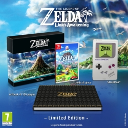 Preordine 20 settembre 2019 - THE LEGEND OF ZELDA LINK'S AWAKENING Nintendo Switch