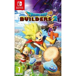 Preordine 12 luglio 2019 - DRAGON QUEST BUILDERS 2 Playstation 4 PS4