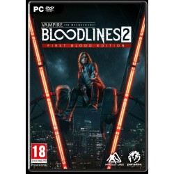 Preordine 31 marzo 2020 - VAMPIRE THE MASQUERADE BLOODLINES 2 XBOX ONE