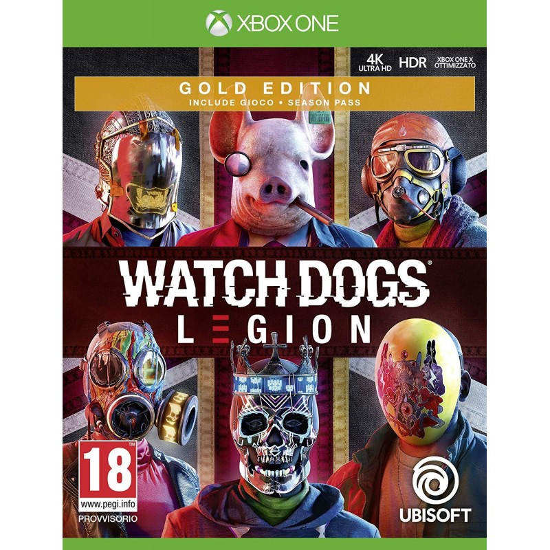 Games With Gold March 2020.Details About Pre Order 3 March 2020 Watch Dogs Legion Gold Edition Xbox One