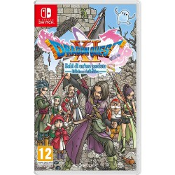 Preordine 12 luglio 2019 - DRAGON QUEST BUILDERS 2 Nintendo Switch