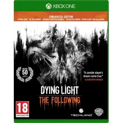 DYING LIGHT ENHANCED EDITION THE FOLLOWING Xbox One xboxone