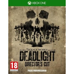 DEADLIGHT DIRECTOR'S CUT nuovo Xbox One xboxone