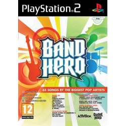 BAND HERO per Playstation 2 PS2 nuovo italiano