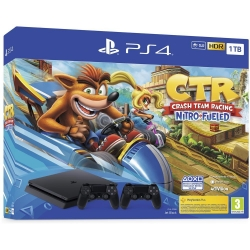 Console Sony Playstation 4 Slim nuova 1TB PS4 F chassis + 2° controller